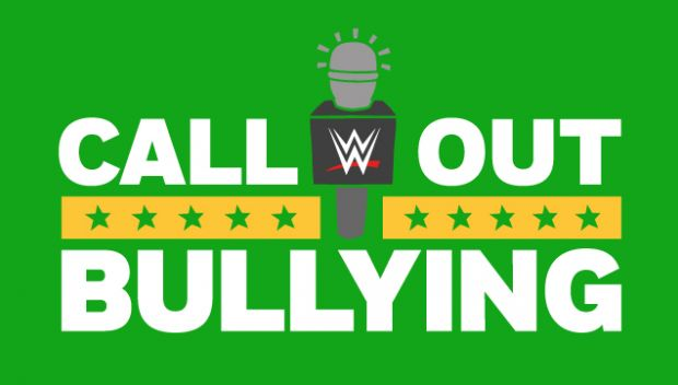 NSPCC and WWE partner to call out bullying