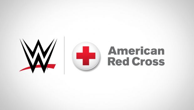 WWE supports the American Red Cross' Hurricane Dorian relief efforts