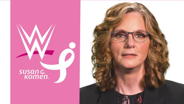 Watch: WWE supports Susan G. Komen's Bold Goal