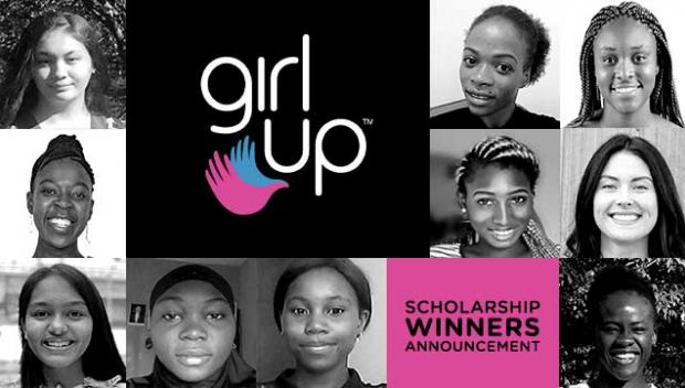 WWE and Girl Up announce winners of 2021 Girl Up Spring Scholarship Fund
