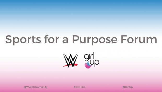 Girl Up and WWE create Sports for a Purpose program to promote girls' leadership