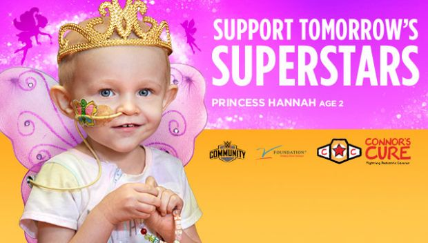 Connor's Cure and the V Foundation celebrate Tomorrow's Superstars during Pediatric Cancer Awareness Month: photos