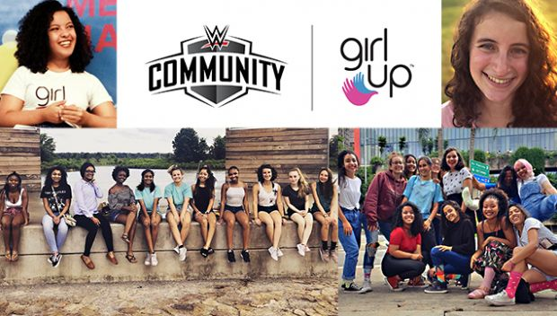 WWE celebrates Girl Up's 10th anniversary