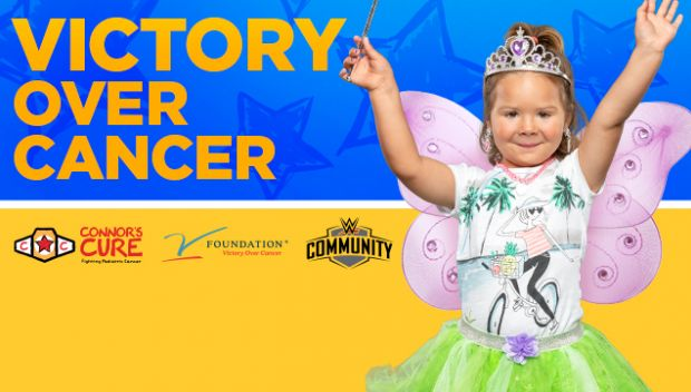 WWE supports Connor's Cure during Pediatric Cancer Awareness Month 2021