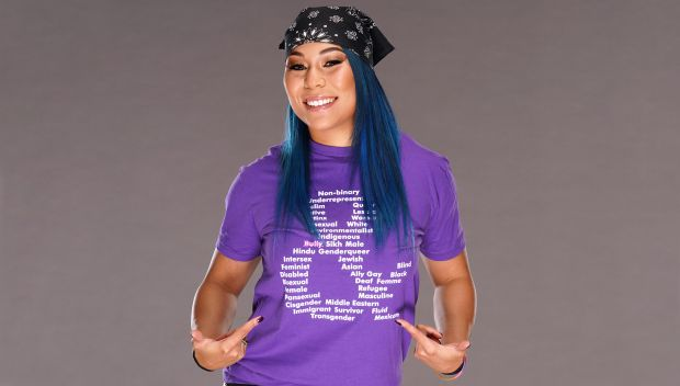 NXT Superstars celebrate GLAAD's Spirit Day: photos