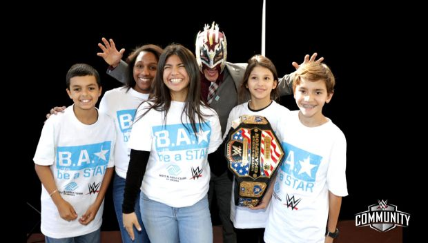 WWE celebrates Bullying Prevention Month this October
