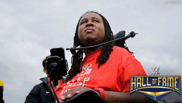 Eric LeGrand to receive Warrior Award at 2017 WWE Hall of Fame Induction Ceremony