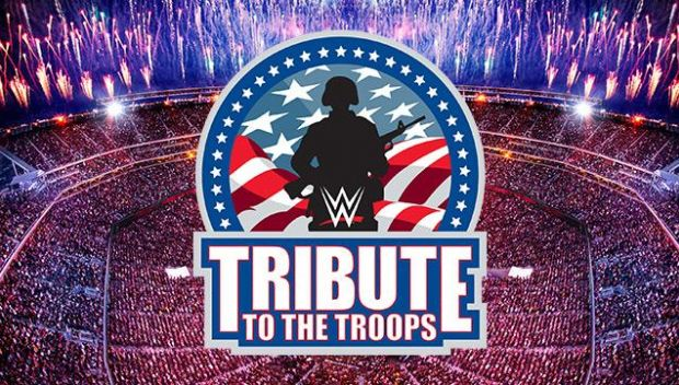 WWE Tribute to the Troops comes to Washington, D.C.
