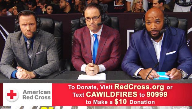 Donate to the Red Cross to help those affected by the California wildfires