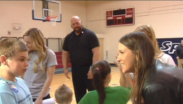"Stephanie McMahon lends her voice to ESPN's ""Special Olympics: Game Changers"""