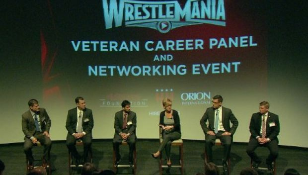 Watch: WrestleMania 31 Veteran Career Panel and Networking Event