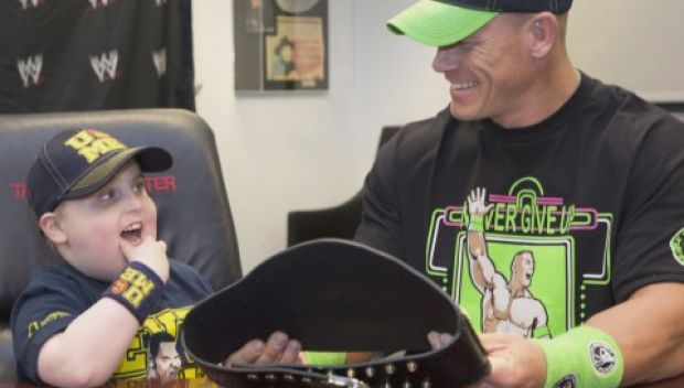 Watch: A look back at John Cena's 500 wishes with Make-A-Wish