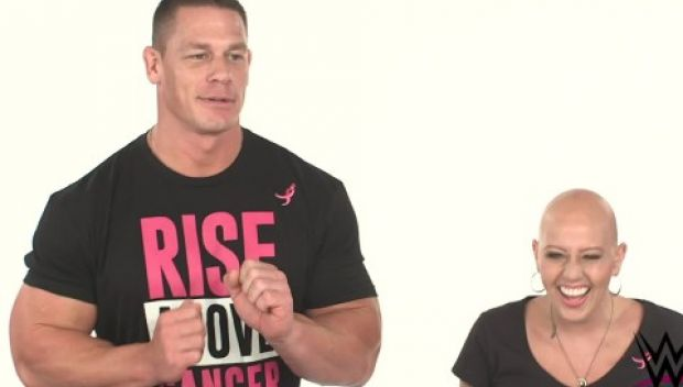 Share Your Story with WWE and Susan G. Komen