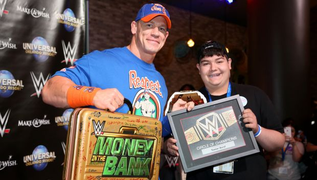 WWE Community events during WrestleMania Week in Orlando, Fla.