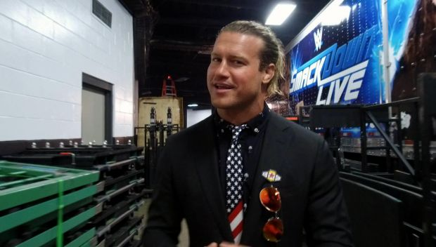 Want to sit next to Dolph Ziggler at the 2018 WWE Hall of Fame ceremony?