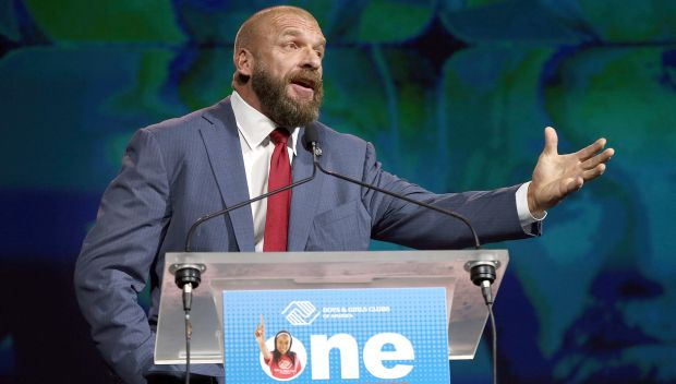 Triple H receives Alumni Hall of Fame honor from Boys & Girls Clubs of America