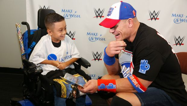 Limited-edition John Cena action figure to benefit Make-A-Wish