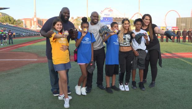 WWE teams up with Brooklyn Cyclones to benefit Boys & Girls Clubs of America: watch