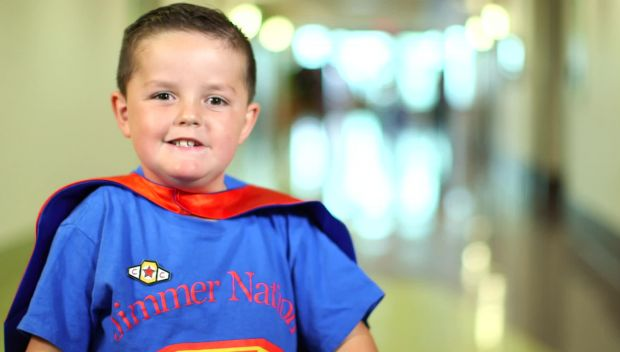 Support Connor's Cure during Pediatric Cancer Awareness Month 2017