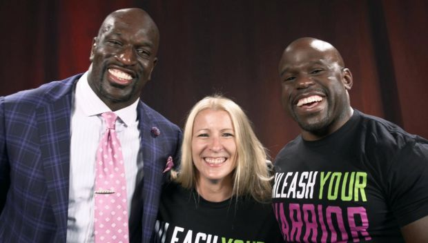 Unleash Your Warrior with WWE and Susan G. Komen
