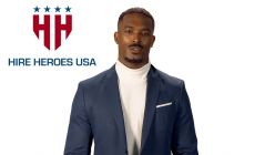WWE and Montez Ford support Hire Heroes USA