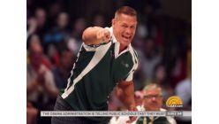John Cena reflects on the inspiring Invictus Games