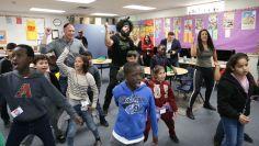 WWE partners with UNICEF Kid Power