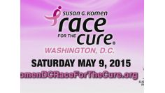 Join Team WWE, Hulk Hogan and Susan G. Komen at the D.C. Race for the Cure