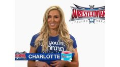 Charlotte encourages the WWE Universe to join the WrestleMania Reading Challenge