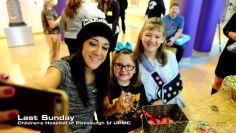 WWE Superstars visit the Children's Hospital of Pittsburgh
