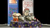 """Oct. 3 was The Pearson Foundation and Jumpstart's Read for the Record event, where millions of people across the country read the children's book """"Otis"""" by Loren Long."""