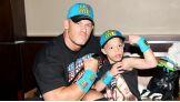 John Cena meets Oliver before Raw in Oklahoma City.