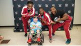 The New Day meet Carson, 8, from Make-A-Wish.
