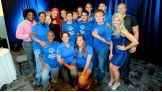 WWE and NXT Superstars and Divas join the Opening Ceremonies for the Special Olympics Florida Summer 2014 Games.