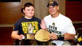 John Cena meets Walter, who is 13.