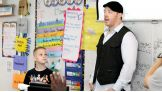 Lex selected Sheamus as his Reading Buddy in the 2013 WrestleMania Reading Challenge.