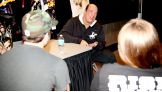 James and Ashlee listen as Paul Heyman personally tells the story of ECW.