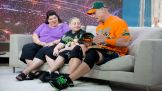 "Cena surprises Rocco on ""Today"" with WWE gear, a United States replica title and tickets to Raw. Rocco is the 500th honoree Cena has granted a wish to through Make-A-Wish!"