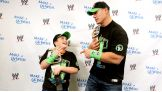 John Cena grants his record-shattering 400th wish to Mark of Make-A-Wish.