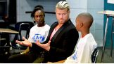 Dolph Ziggler spreads the Be a STAR anti-bullying message to Pittsburgh students.