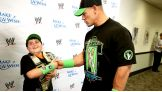 Cena has granted more wishes than any other wish granter with Make-A-Wish.