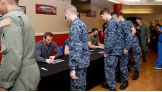 Brave servicemen and -women are ecstatic to meet their favorite WWE Superstars and Divas.