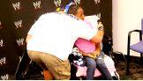 John Cena hugs Kquatracciya.