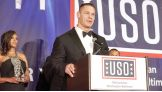 Cena has also visited wounded warriors at Walter Reed and spent the holidays with troops stationed around the world.