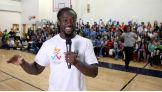 Kofi promises WWE will be at the 2014 Special Olympics USA Games to support and cheer on the athletes.