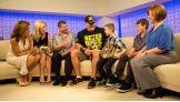 "John Cena surprises Make-A-Wish's Nick on NBC's ""Today"" during World Wish Day."
