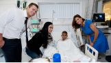 The Superstars' children's hospital visits are just a few of the many special events in the Los Angeles area during SummerSlam week.
