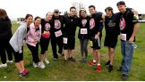 WWE employees are all about giving back at the Susan G. Komen Westport Race for the Cure.