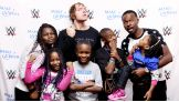 Dean Ambrose meets Jeremiah, 14, and his family in Moline, Ill., before SmackDown.