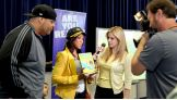 Alicia Fox talks to local Phoenix area media about the upcoming WrestleMania Reading Challenge.